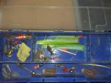 Cutie pescar tip trusa veche acesorii pescuit,stare cum se vede,T.GRATUIT