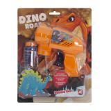 Cumpara ieftin Pistol Pentru Baloane De Sapun Dinozauri