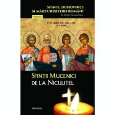 Sfinții Mucenici de la Niculițel