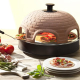 Cuptor pentru pizza Emerio  6 persoane, citeste descriere, 1500 W