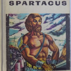 SPARTACUS de RAFAELLO GIOVAGNOLI, 1967