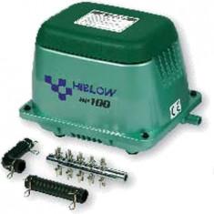 Compresor aer, POMPA MODEL M100, Hagen, A822 foto