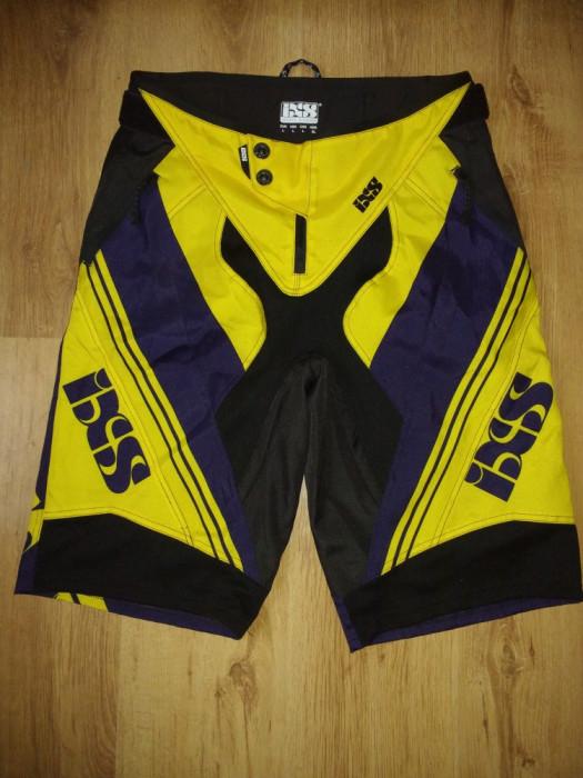 Pantaloni scurți de curse mountain bike ciclism IXS Vigur marimea L