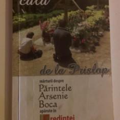 MORMANTUL CALD DE LA PRISLOP - MARTURII DESPRE PARINTELE ARSENIE BOCA