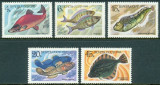 Russia 1983 Fishes MNH DC.074