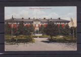 MUNTENIA BUZAU RAMNICUL SARAT CAZARMA CIRCULATA 1922, Ramnicu Sarat, Printata