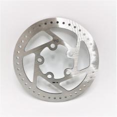 Disc frana trotineta electrica, 110 mm foto