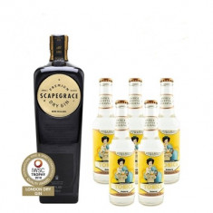 SCAPEGRACE GOLD GIN&TONIC
