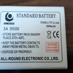 BATERIE TELEFON SAMSUNG S4 - 3,7 v la 2800 mAh