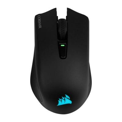 Mouse gaming Corsair HARPOON RGB Wireless Black foto