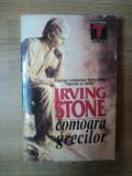COMOARA GRECILOR de IRVING STONE , 1995