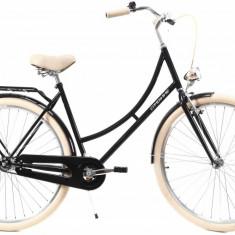 Bicicleta Dama Dhs Citadinne 2832 Negru 28