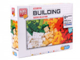 250 cuburi asoratate pentru construit