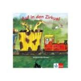 Auf in den Zirkus! Audio-CD. Deutsch für Kinder - Begoña Beutelspacher