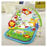 Centru Rainforest Friends 3-in-1 Musical Activity Gym  Fisher-Price