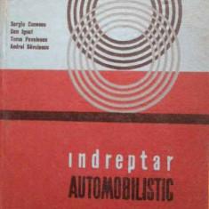 Indreptar Automobilistic - Sergiu Cunescu Dan Ignat Toma Pavelescu Andrei Sav,297503