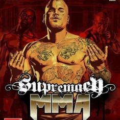Supremacy MMA XB360