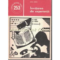 Invatarea Din Experienta - Ion Zara