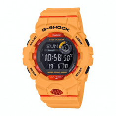 CEAS BARBATESC CASIO G-SHOCK GBD-800-4ER BLUETOOTH, STEP TRACKER