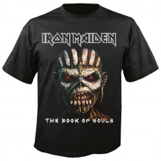 IRON MAIDEN The Book Of Souls (tricou), L, M