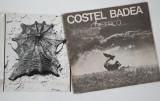 COSTEL BADEA - ALBUM SI O FOTOGRAFIE ORIGINALA, Flori, Carbune, Realism