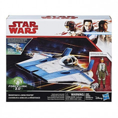 Jucarie Force Link 2 Resistance Wing Fighter