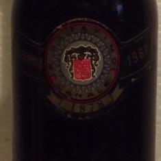 72- Vin GRIGNOLINO, Fornitore sua altezza reale duca, cl 72 gr 12 recoltare 1967