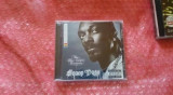 Vand album in original Snoop Dogg - Tha blue treatment, CD