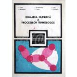 Reglarea numerica a proceselor tehnologice