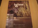 Revista Igloo #184_arhitectura din pamant si subterana