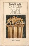 Cumpara ieftin O Istorie A Lumii Antice - Horia C. Matei