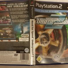 [PS2] Need For Speed - Underground 2 NFS - joc original Playstation 2