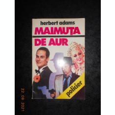HERBERT ADAMS - MAIMUTA DE AUR