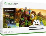 Consola Microsoft Xbox One S 1 TB Minecraft Creators Bundle