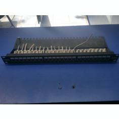 Patch Panel AMP Net Connect TYCO 24 de porturi