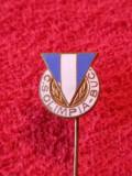 "Insigna fotbal - ""OLIMPIA"" BUCURESTI"