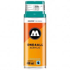 ONE4ALL™ Acrylic Spray 400 ml lagoon blue