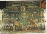 Bnk cp Manastirea Voronet - Pictura - necirculata, Printata