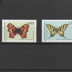 Fauna ,fluturi ,Andora Franceza .