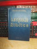 LECTIUNI BIBLICE , CULTUL CRESTIN DUPA EVANGHELIE DIN ROMANIA , BUCURESTI , 1977