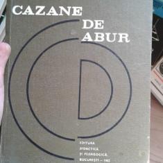 Cazane de abur – Nicolae A. Panoiu