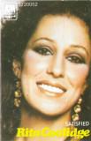Caseta audio Rita Coolidge – Satisfied, originala, Casete audio