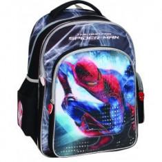 Ghiozdan Spiderman Silver