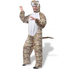 Costum de tigru pentru carnaval XL-XXL