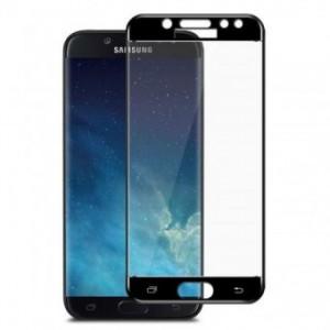 Folie protectie display sticla 5D Full Glue Samsung Galaxy J5 (2017) BLACK