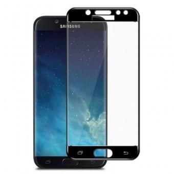 Folie protectie display sticla 5D Full Glue Samsung Galaxy J5 (2017) BLACK foto