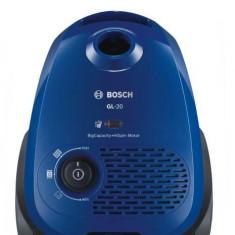 Aspirator de praf GL-20 Bosch, 3.50l, 700W, Albastru metalic North Cap,BGL2UB110
