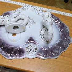 Suport Lumanre Porcelan #61106
