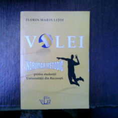 Volei indrumar metodic - Florin Marin Litoi