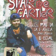 Caseta Star de Cartier-selectie hip-hop, originala